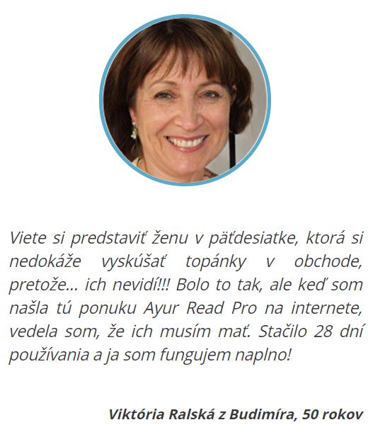 Ayur Read Pro Názory