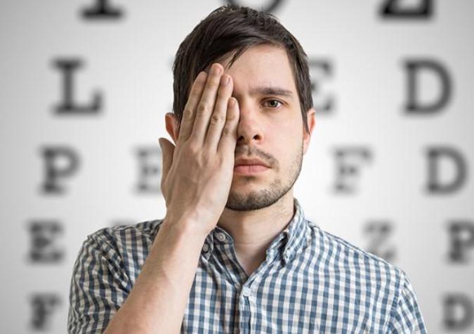 Nedá vám spať problém so zrakom