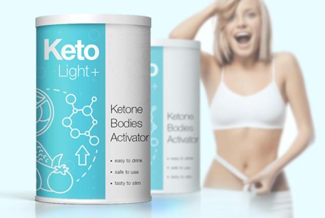 Telá ketónov sú základom Keto Light, takže s týmto práškom schudnú všetci
