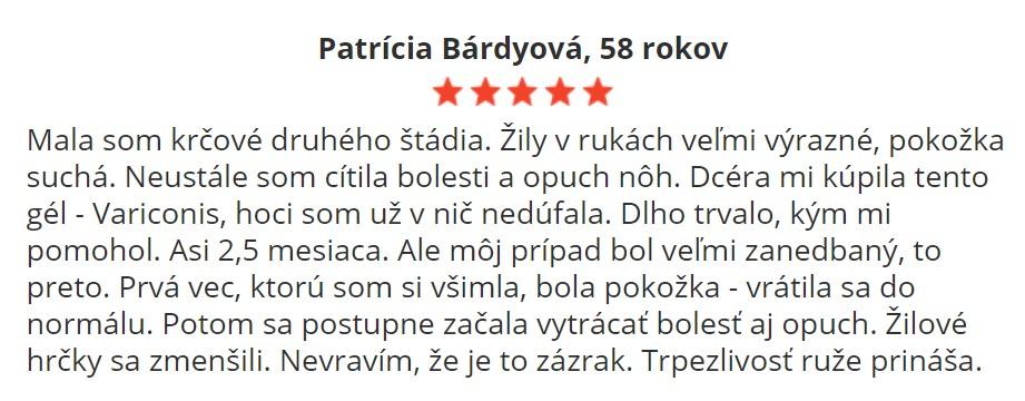 názory Variconis