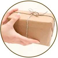Dostaňte zásielku na pošte