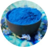 Modrá spirulina