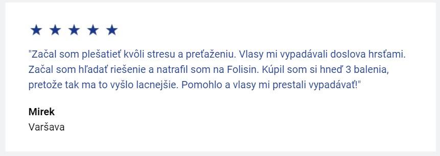 Názory Folisin